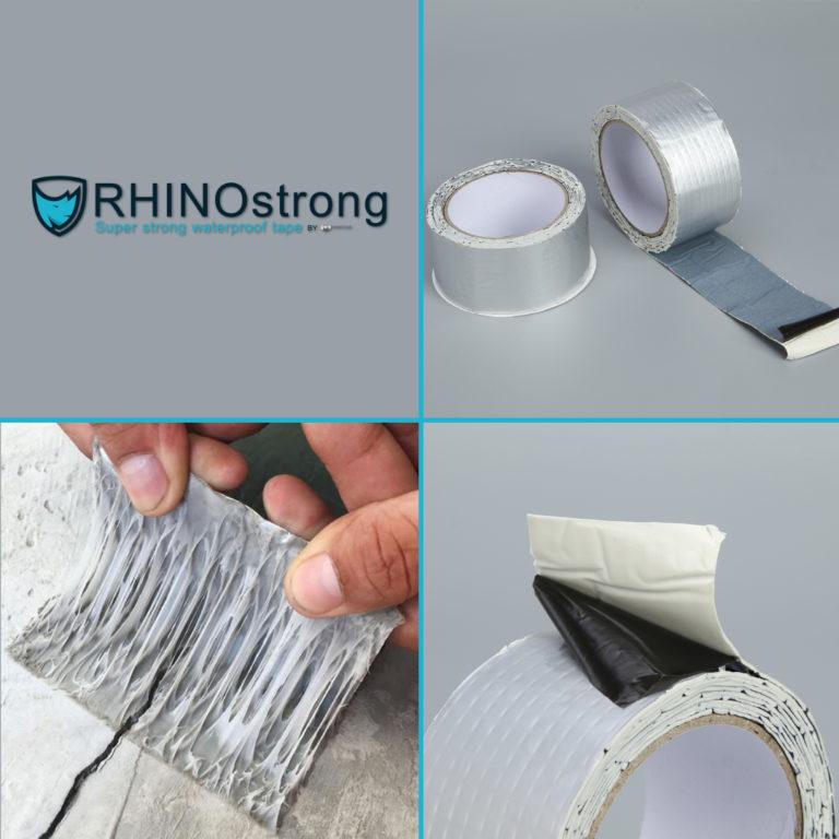 RHINOSTRONG® - Szuper erős vízálló szalag